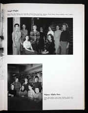 Catholic University of America - Cardinal Yearbook (Washington, DC) online yearbook collection, 1960 Edition, Page 137