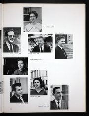 Catholic University of America - Cardinal Yearbook (Washington, DC) online yearbook collection, 1960 Edition, Page 153