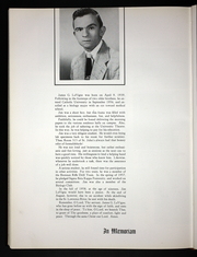 Catholic University of America - Cardinal Yearbook (Washington, DC) online yearbook collection, 1960 Edition, Page 168