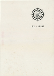 Page 5, 1940 Edition, Columbus School of Law - Explorer Yearbook (Washington, DC) online yearbook collection
