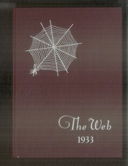 1933 Edition, Marjorie Webster Junior College - Web Yearbook (Washington, DC)