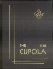 Mount Vernon Seminary - Cupola Yearbook (Washington, DC) online yearbook collection, 1952 Edition, Page 1