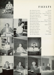 Page 12, 1952 Edition, Mount Vernon Seminary - Cupola Yearbook (Washington, DC) online yearbook collection