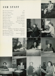 Page 13, 1952 Edition, Mount Vernon Seminary - Cupola Yearbook (Washington, DC) online yearbook collection
