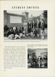Page 17, 1952 Edition, Mount Vernon Seminary - Cupola Yearbook (Washington, DC) online yearbook collection