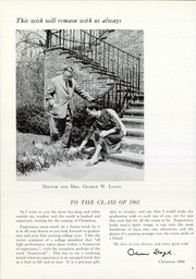 Page 12, 1961 Edition, Mount Vernon Seminary - Cupola Yearbook (Washington, DC) online yearbook collection