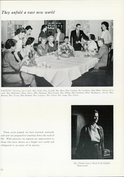 Page 15, 1961 Edition, Mount Vernon Seminary - Cupola Yearbook (Washington, DC) online yearbook collection
