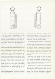 Page 7, 1961 Edition, Mount Vernon Seminary - Cupola Yearbook (Washington, DC) online yearbook collection