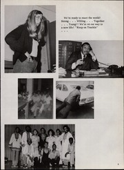 Page 9, 1975 Edition, Roper Middle School - Galaxy Yearbook (Washington, DC) online yearbook collection