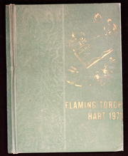 1971 Edition, Charles Hart Middle School - Flaming Torch Yearbook (Washington, DC)