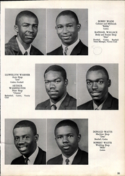 Page 37, 1965 Edition, Bell Vocational High School - Vocat Yearbook (Washington, DC) online yearbook collection