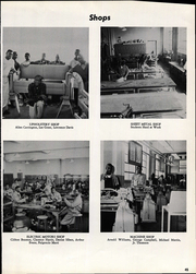 Page 49, 1965 Edition, Bell Vocational High School - Vocat Yearbook (Washington, DC) online yearbook collection