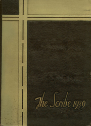1939 Edition, Holton Arms School - Scribe Yearbook (Washington, DC)