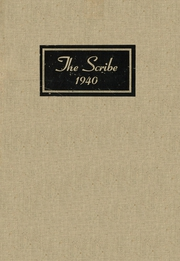1940 Edition, Holton Arms School - Scribe Yearbook (Washington, DC)