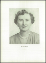 Page 10, 1955 Edition, Holton Arms School - Scribe Yearbook (Washington, DC) online yearbook collection