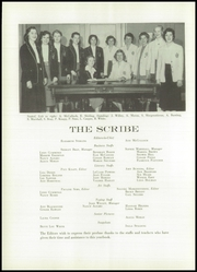 Page 12, 1955 Edition, Holton Arms School - Scribe Yearbook (Washington, DC) online yearbook collection