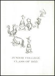 Page 13, 1955 Edition, Holton Arms School - Scribe Yearbook (Washington, DC) online yearbook collection