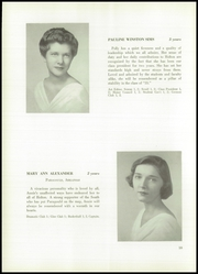 Page 14, 1955 Edition, Holton Arms School - Scribe Yearbook (Washington, DC) online yearbook collection