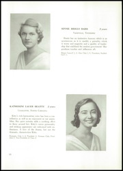 Page 15, 1955 Edition, Holton Arms School - Scribe Yearbook (Washington, DC) online yearbook collection