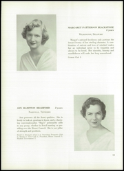 Page 16, 1955 Edition, Holton Arms School - Scribe Yearbook (Washington, DC) online yearbook collection