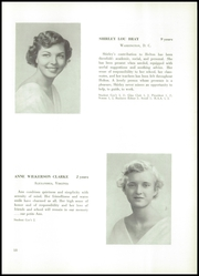 Page 17, 1955 Edition, Holton Arms School - Scribe Yearbook (Washington, DC) online yearbook collection