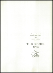 Page 5, 1955 Edition, Holton Arms School - Scribe Yearbook (Washington, DC) online yearbook collection