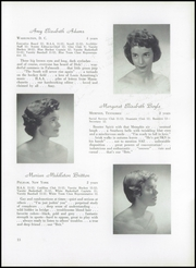Page 17, 1959 Edition, Holton Arms School - Scribe Yearbook (Washington, DC) online yearbook collection