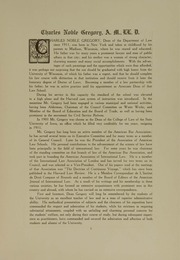 Page 11, 1914 Edition, George Washington University - Cherry Tree Yearbook (Washington, DC) online yearbook collection