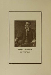 Page 16, 1914 Edition, George Washington University - Cherry Tree Yearbook (Washington, DC) online yearbook collection