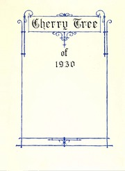 Page 7, 1930 Edition, George Washington University - Cherry Tree Yearbook (Washington, DC) online yearbook collection