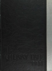 George Washington University - Cherry Tree Yearbook (Washington, DC) online yearbook collection, 1933 Edition, Page 1