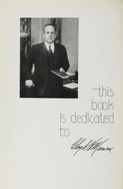 Page 10, 1937 Edition, George Washington University - Cherry Tree Yearbook (Washington, DC) online yearbook collection
