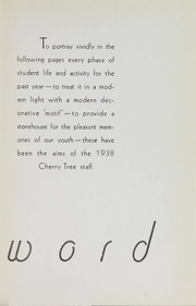 Page 9, 1938 Edition, George Washington University - Cherry Tree Yearbook (Washington, DC) online yearbook collection
