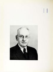 Page 10, 1939 Edition, George Washington University - Cherry Tree Yearbook (Washington, DC) online yearbook collection