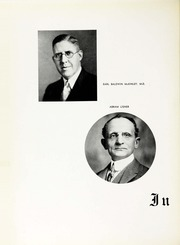 Page 12, 1939 Edition, George Washington University - Cherry Tree Yearbook (Washington, DC) online yearbook collection