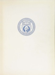 Page 5, 1939 Edition, George Washington University - Cherry Tree Yearbook (Washington, DC) online yearbook collection