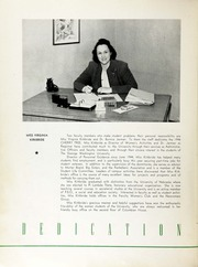 Page 16, 1946 Edition, George Washington University - Cherry Tree Yearbook (Washington, DC) online yearbook collection