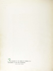 Page 8, 1946 Edition, George Washington University - Cherry Tree Yearbook (Washington, DC) online yearbook collection