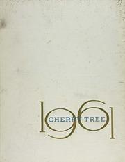 George Washington University - Cherry Tree Yearbook (Washington, DC) online yearbook collection, 1961 Edition, Page 1