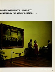 Page 13, 1965 Edition, George Washington University - Cherry Tree Yearbook (Washington, DC) online yearbook collection