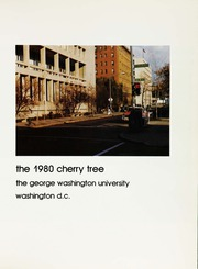 Page 5, 1980 Edition, George Washington University - Cherry Tree Yearbook (Washington, DC) online yearbook collection