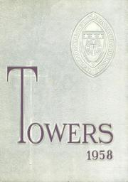 Page 1, 1958 Edition, Academy of the Holy Cross - Towers Yearbook (Washington, DC) online yearbook collection