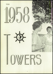 Page 6, 1958 Edition, Academy of the Holy Cross - Towers Yearbook (Washington, DC) online yearbook collection