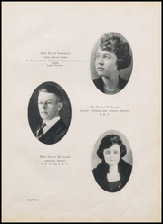 Page 15, 1921 Edition, Durant High School - Lion Yearbook (Durant, OK) online yearbook collection