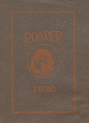 1926 Edition, Durant High School - Lion Yearbook (Durant, OK)