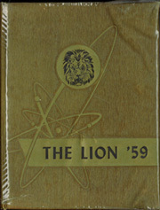 1959 Edition, Durant High School - Lion Yearbook (Durant, OK)