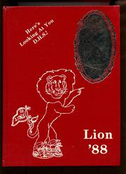 1988 Edition, Durant High School - Lion Yearbook (Durant, OK)