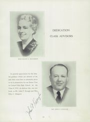 Page 7, 1941 Edition, Central Falls High School - Souvenir Yearbook (Central Falls, RI) online yearbook collection