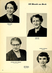 Page 15, 1954 Edition, Central Falls High School - Souvenir Yearbook (Central Falls, RI) online yearbook collection