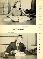 Page 9, 1954 Edition, Central Falls High School - Souvenir Yearbook (Central Falls, RI) online yearbook collection